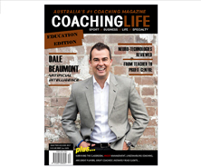 Dale has been featured in Coaching Life