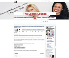 Dale has been featured in Ladies Lounge