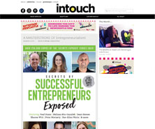 Dale Beaumont has been featured in intouch